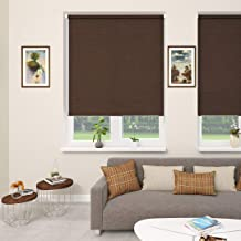 Blinds2Curtains Polyester Putty 100 cm x 100 cm Emma Plain Roller Blind