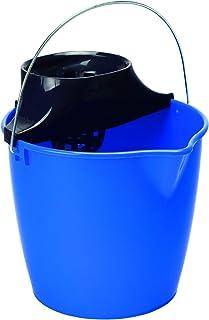 CURVER Mouette Cube avec égouttoir, Résine, Bleu, 32x 29x 29cm