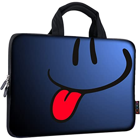 C COABALLA Nursery,Group of Funny Young Animals in Laptop Sleeve Case Water-Resistant Protective Cover Portable Computer Carrying Bag Pouch for Laptop AM024660 13 inch//13.3 inch