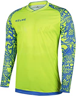 KELME Goalkeeper Jersey Long Sleeve Professional Training Shirt