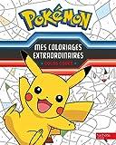 Pokémon / Mes coloriages extraordinaires - Colos codés
