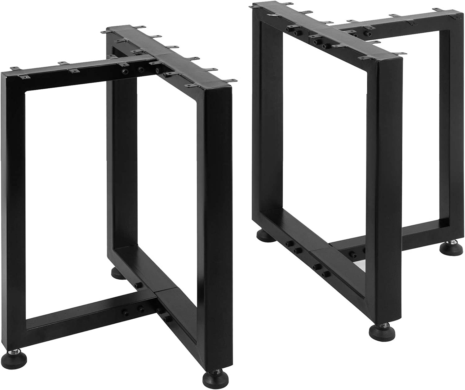 Happybuy Metal Table Legs Set Ranking National uniform free shipping TOP20 of 2 Height Dining 28