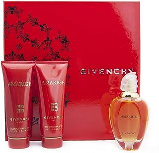 Set Givenchy Amarige Eau de Toilette 50ml + Silk Body Veil 2.5Oz + Deli