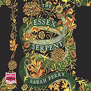 The Essex Serpent cover art