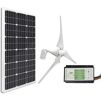 Amazon Com Eco Worthy 400w Wind Turbine Generator 100w