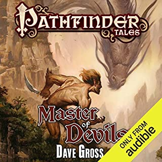 Master of Devils audiobook cover art
