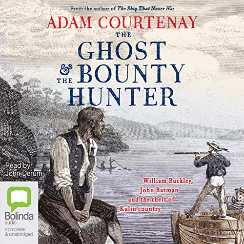 The Ghost and the Bounty Hunter Titelbild