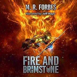Fire and Brimstone cover art