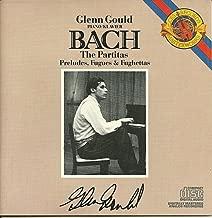 J.S. Bach: The Partitas complete Preludes / Fugues / Fughettas / Gould