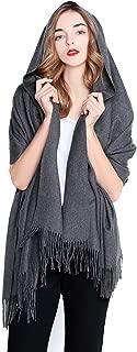 Large Extra Soft Cashmere Blend Women Pashmina Shawl Wrap Stole Scarf