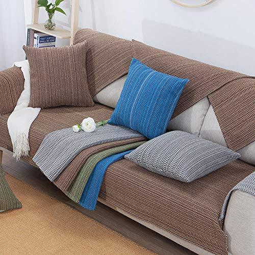 Ginsenget Funda de sillón 1 2 3 4 Place Sofá Funda de sofá,Fundas sofá,Funda de cojín,Conjunto de sofás de salón