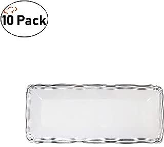 plastic usherette trays