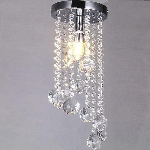 Lampe de plafond d'éclairage moderne éclairage plafond LED Plafonniers Lamparas De Techo lustre Luminaria, argenté