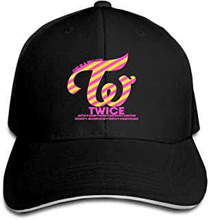 Customized Kpop Twice Hat Fasion Hiphop Baseball Cap