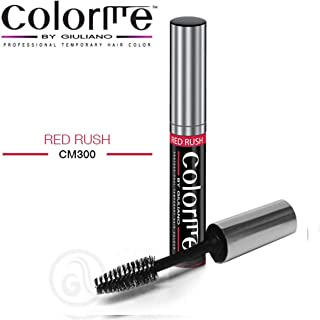 Colorme By Giuliano Professional Temporary Hair Color - Red Rush 0.25 Fluid Ounces