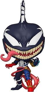 Funko Pop! Marvel: Marvel Venom - Capitán Marvel