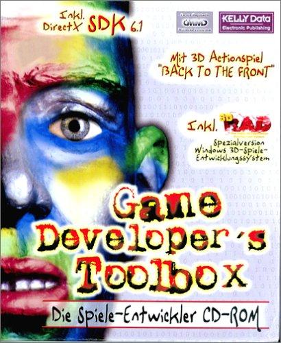 Game Developer's Toolbox. CD- ROM für Windows 95/98/ NT 4.0. Die Spiele- Entwickler CD- ROM