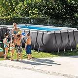 Intex 54982 Piscina con bordi Piscina rettangolare 17203L piscina fuori terra