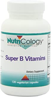 Sponsored Ad - Nutricology Super B Vitamins, Vegicaps, 120-Count