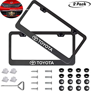 Best toyota tundra license plate Reviews