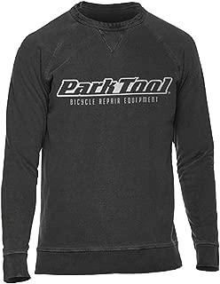 Park Tool Weathered Crewneck Long-Sleeved Sweatshirt