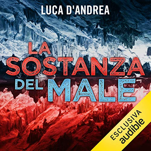 La sostanza del male cover art