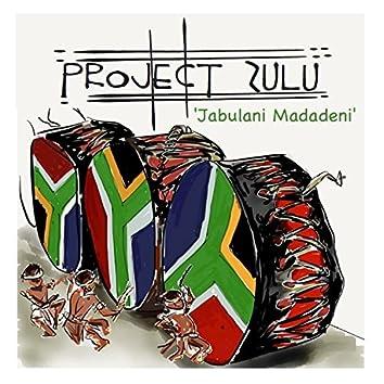 Jabulani Madadeni (2016 Tour)