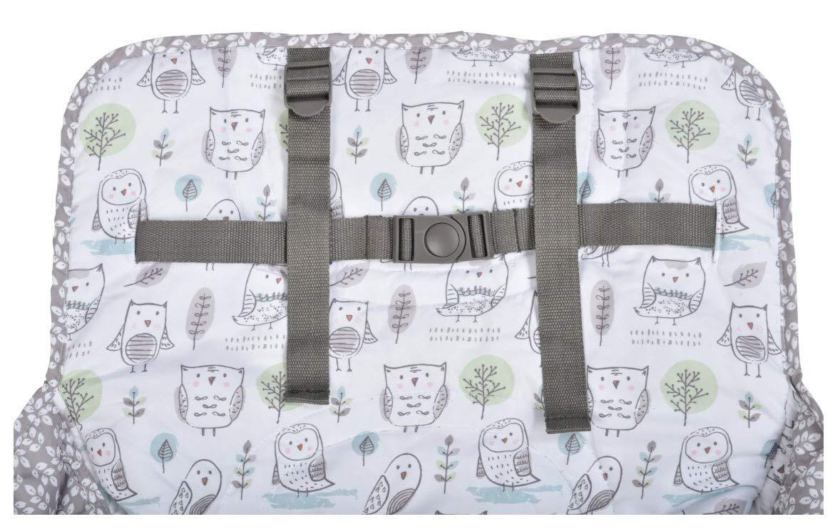 Graco Shopping cart Cover- Owl