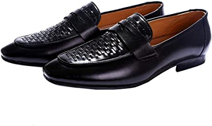 Hush Berry Cross Boarders Semi Knotted Designer Shoe for Men