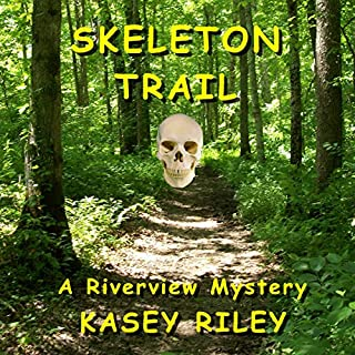 Skeleton Trail audiobook cover art