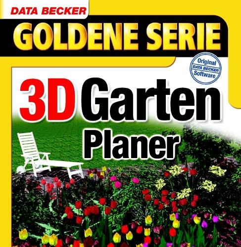 3D GartenPlaner, CD-ROM Vielseitige Gestaltungsmöglichkeiten für Gärten jeder Größe. Für Windows 95C, 98 (SE), ME. Mit Pflanzenlexikon u. Pflegekalender. Gartenbesichtigung in Echtzeit