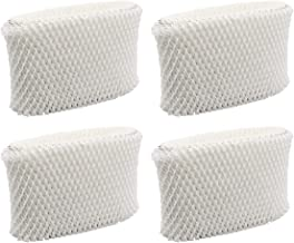 ApplianPar Pack of 4 WF2 Humidifier Wick Filter for Vicks Kaz 3020 V3100 V3500 V3500N V3600 V3800 V3850 V3900