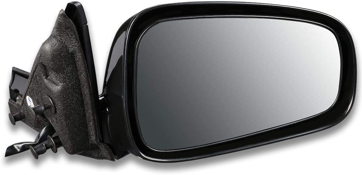 DNA Motoring OEM-MR-GM1321243 Factory Style Powered+Heated Right Side View Door Mirror