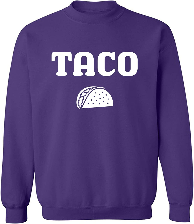 Taco Crewneck Sweatshirt