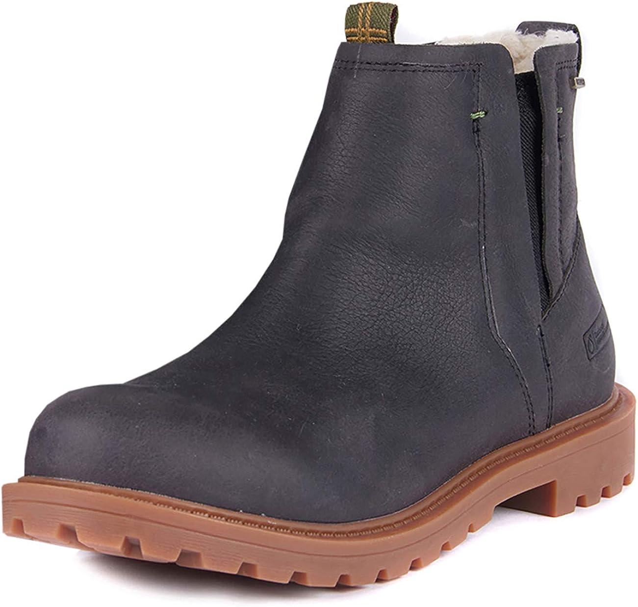 Barbour Womens お買い得 Hackfall Winter (人気激安) Hiking Faux Leather Fur B Chelsea