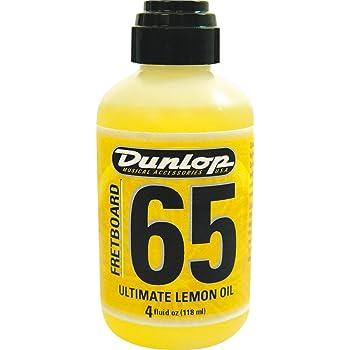 Dunlop 6554-FR Huile de Citron pour Touche