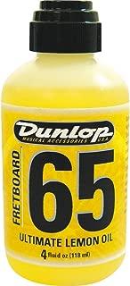 Dunlop 6554-fr Lemon Oil for fingerboard