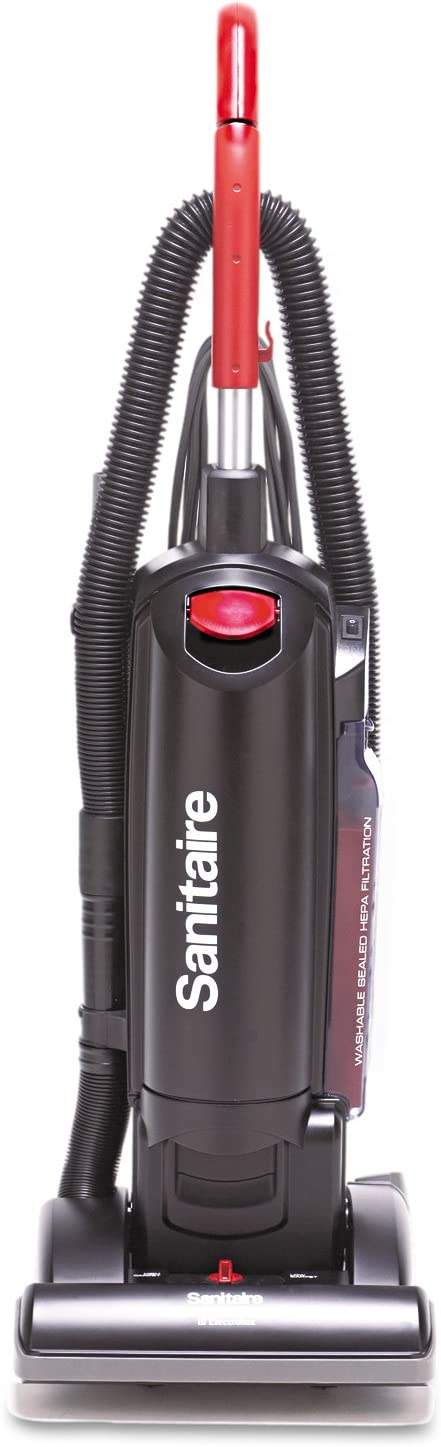 Sanitaire SC5713B: HEPA ™ Vacuum High quality new Filtration Upright Sale special price