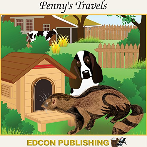 Penny's Travels cover art