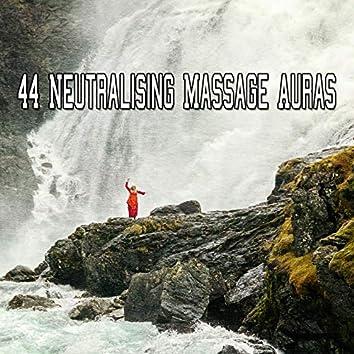 44 Neutralising Massage Auras