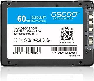 "Docooler OSCOO SATA III 6Gb/s 2.5"" / 7mm 60G Internal Solid State Drive SATA3 SSD for PC Laptop Desktop"