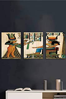 Best egyptian paintings on papyrus for sale Reviews
