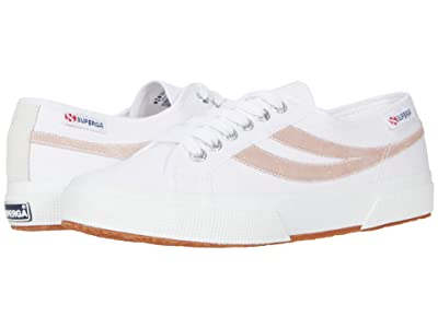 Superga 2953 Swallow Tail (White/Pink) Shoes