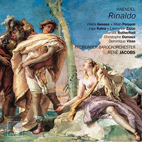 Freiburger Barockorchester, René Jacobs & Vivica Genaux