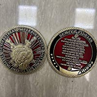 USMC 海兵隊 チャレンジコイン Semper Fidelis Devil ドッグコイン