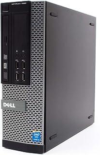 Dell OptiPlex 7020 SFF Intel Core i7-4770K 16GB DDR3 480GB SSD Solid State Disk DVD Writer Windows 10 Pro Pre-Installed an...