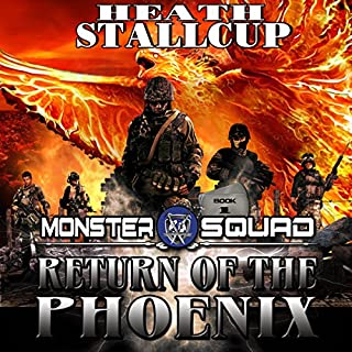 Return of the Phoenix cover art