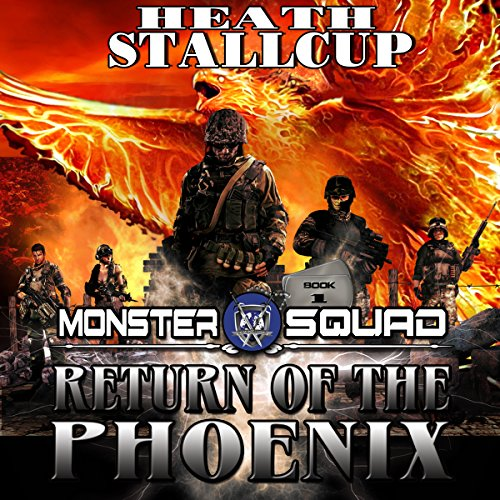 Return of the Phoenix cover art