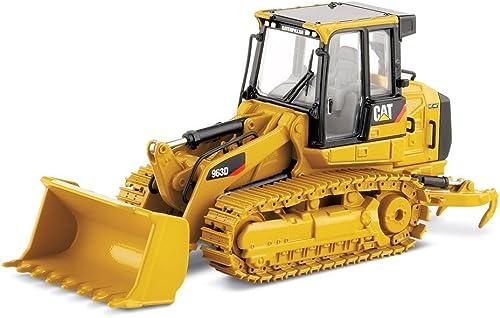 Norscot 55194 - Caterpillar Cat 963D Kettenlader mit Metallketten, Ma ab 1 50