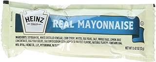 Heinz Mayonnaise Packets - (50) 12 Gram / .42 Ounce Pouches